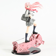 PVC Figure DARLING FRANXX Zero Model-Toy Collectible The 1/7-Scale Two-Uniform Ver.