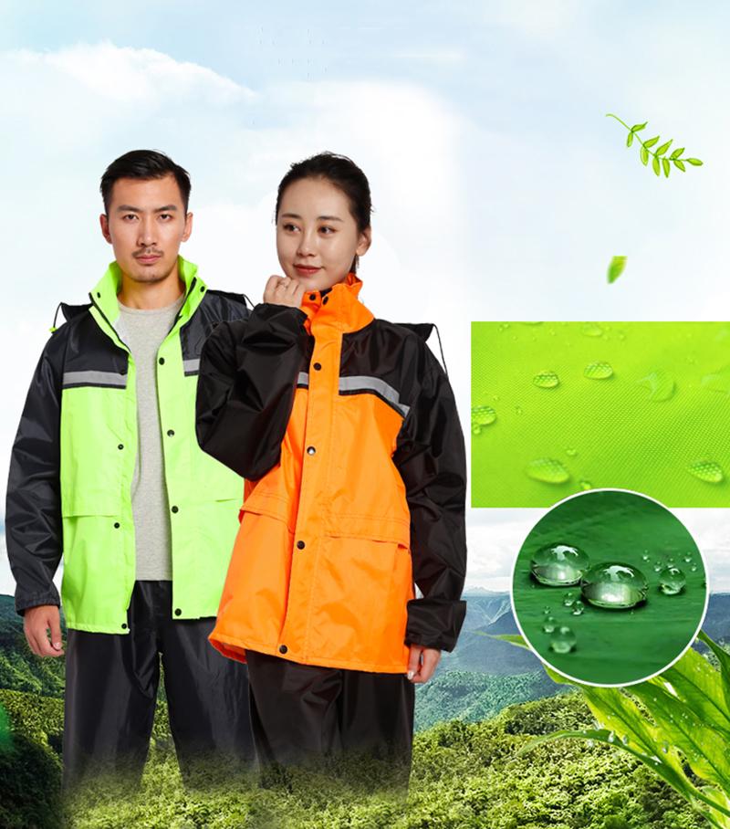 Rain suit  (10)
