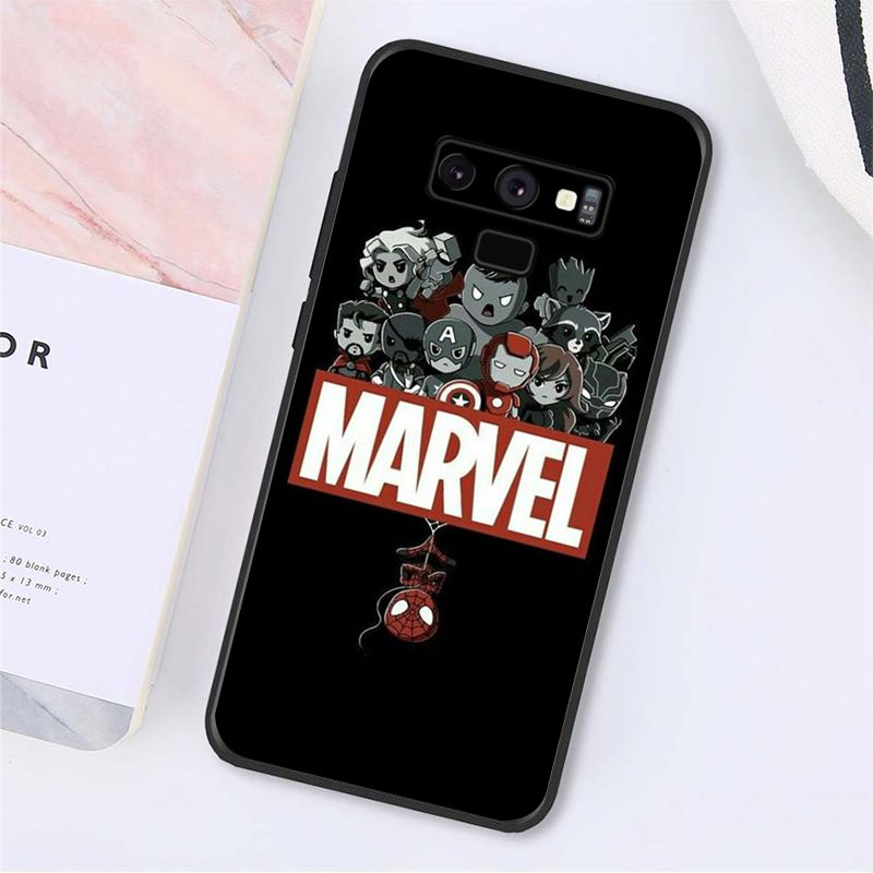 Marvel avengers Logo Iron Man Spiderman