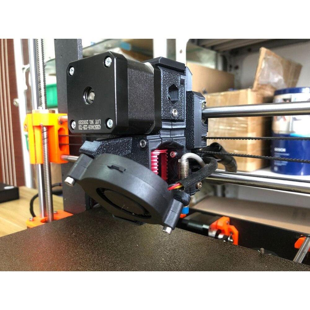 Semoic Testa di Estrusione per Stampante 3D di Alta Precisione Hotend a Lunga Distanza Seal Compatibile con Hotend Zend Dragon Hotend V6
