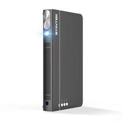 Мини 3D проектор BYINTEK P12,300 дюймов, умный Карманный Wi-Fi портативный видеопроектор, светодиодный DLP лазерный мобильный проектор для смартфона