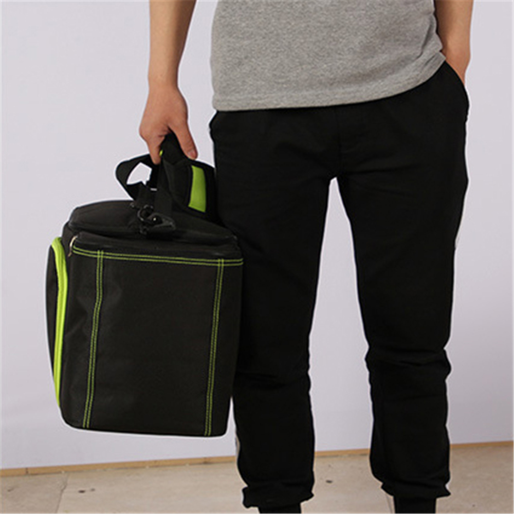 27L Travel Thermal Insulation Bag Lunch Box Bag Large Capacity Waterproof Oxford Picnic Storage Keep Fresh Food Drink Cooler Bag