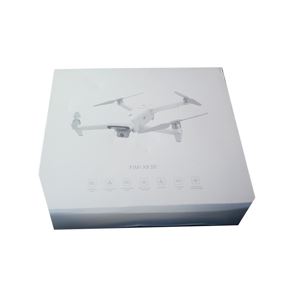 In Stock 100% Brand New FIMI X8 SE 3-Axis Gimbal 2.7K Camera 33Mintues 5km Distance title=