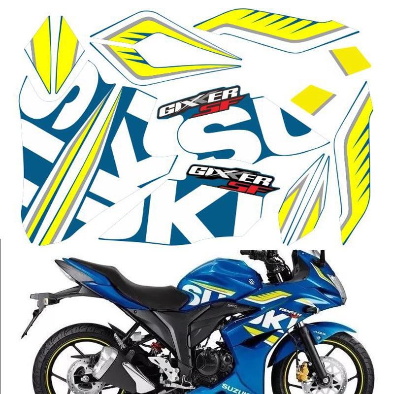 Suzuki GSXR Sticker Set Decals Yoshimura K5 K7 L1 GSX-R 600 1000