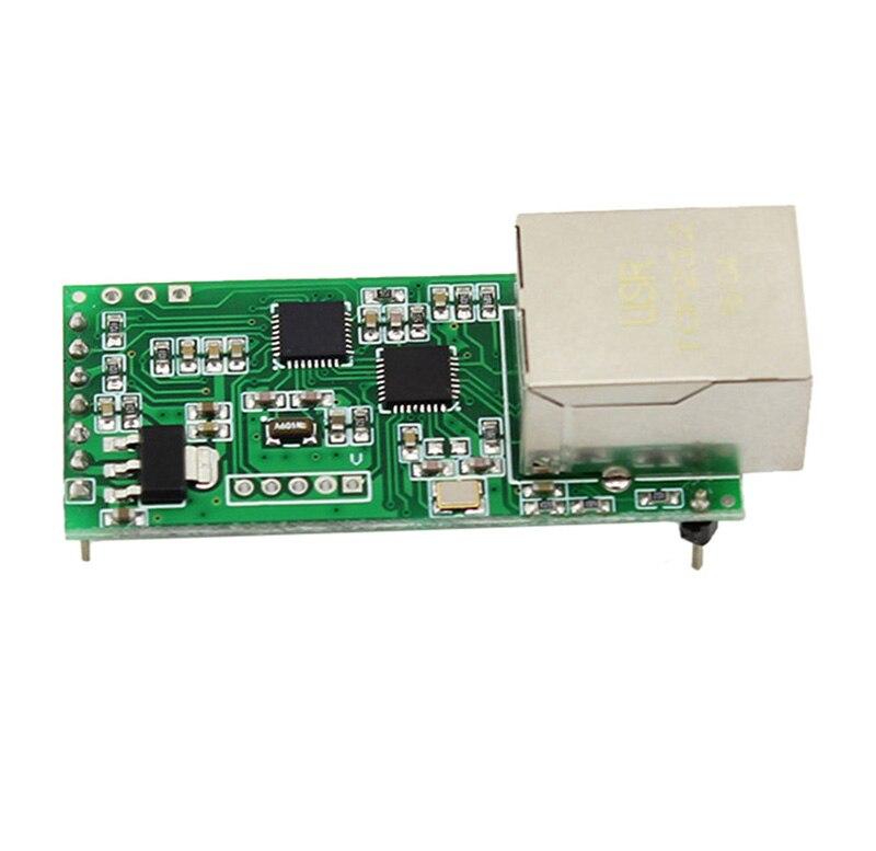 Módulo Ethernet W5500 Placa de módulo de controlador de red TCP STM32 IP51 para IOT UK