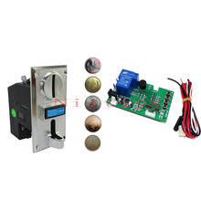 Acceptor Control-Timer-Board Mech Arcade Electronic-Mechanism Selector Programmable Power-Coin
