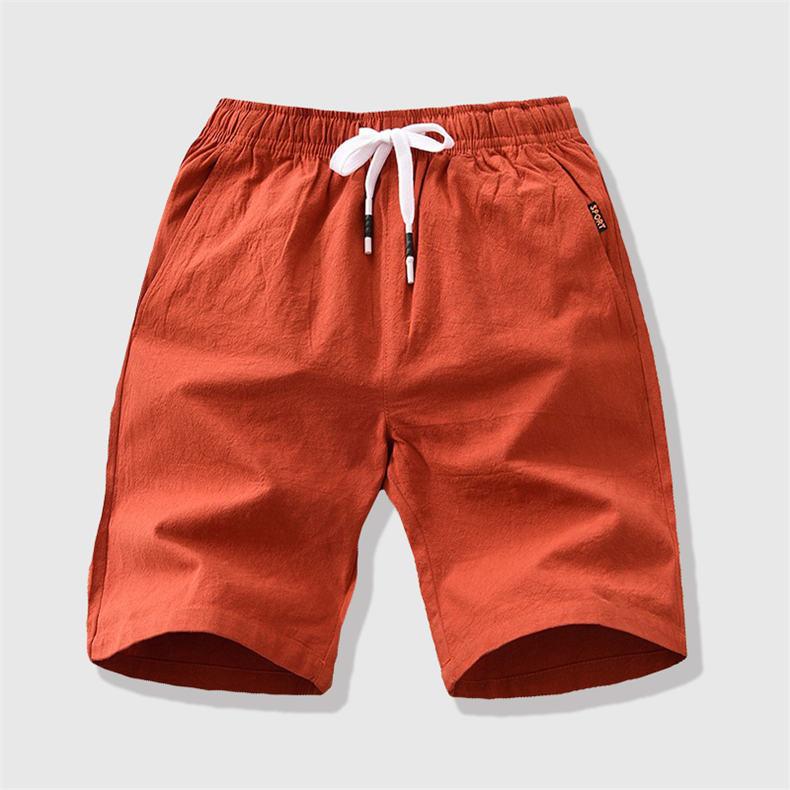 7Colors Summer Shorts Men Casual Running Shorts High Quality Brand Cotton Male Short Pants Plus Size 4XL 5XL 2019 Drop Shipping 12