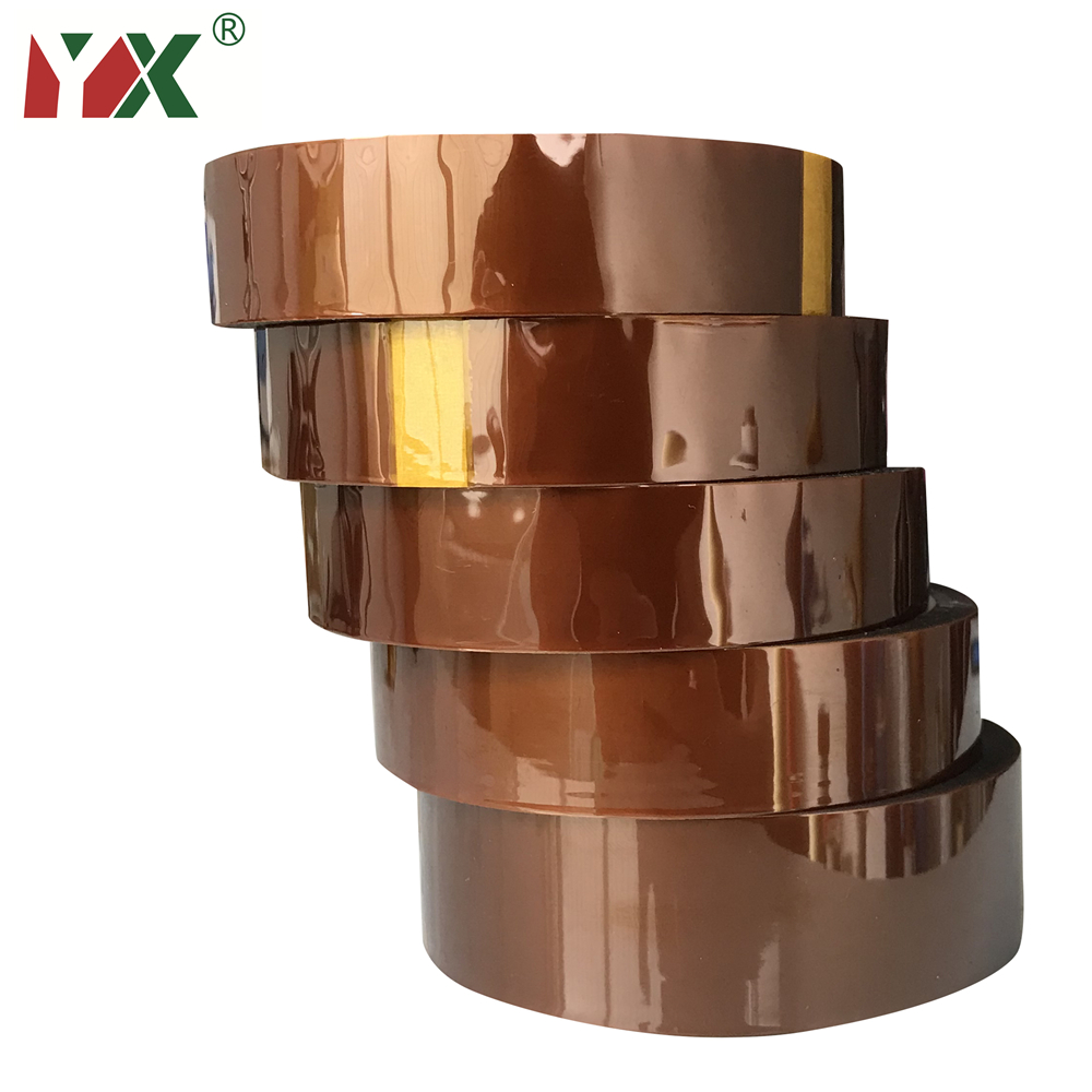 3D Printer Parts High Temperature Resistant Heat BGA Kapton Tape Polyimide Insulating Thermal Insulation Adhesive Tape