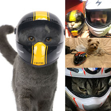 Pet Handsome Helmet, Pet Out, Anti-collision Hat, for Dogs, Cats, Make Styling, Photo