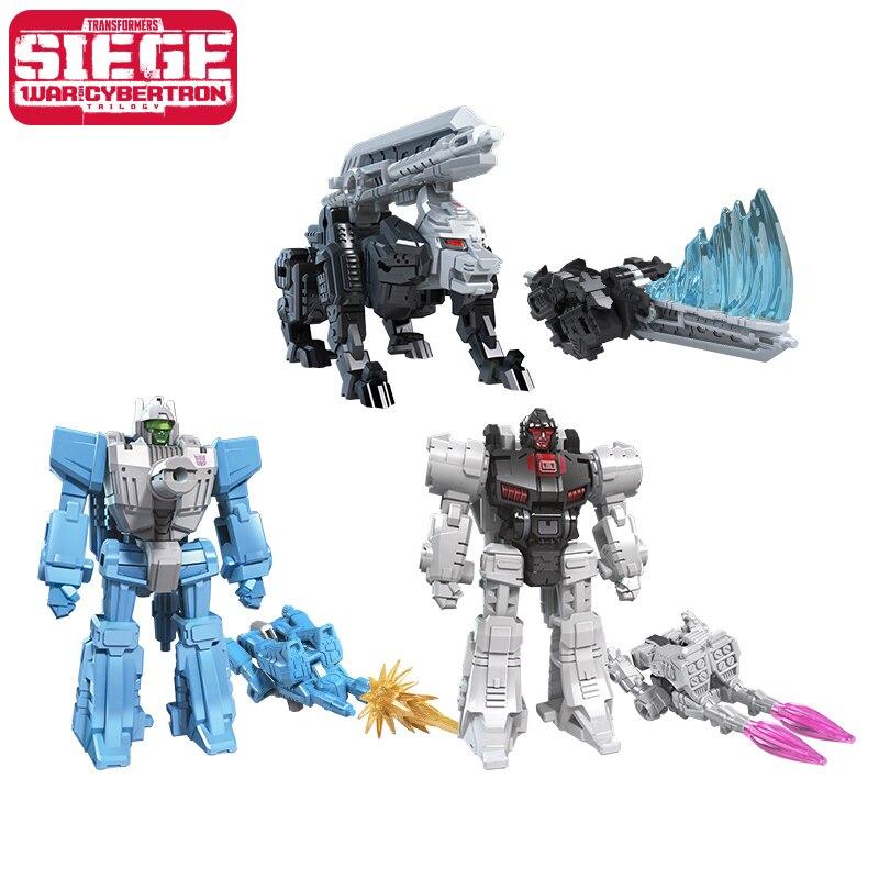 Transformers guerra por Cybertron asedio Micromasters Patrulla De Batalla Nuevo en la acción