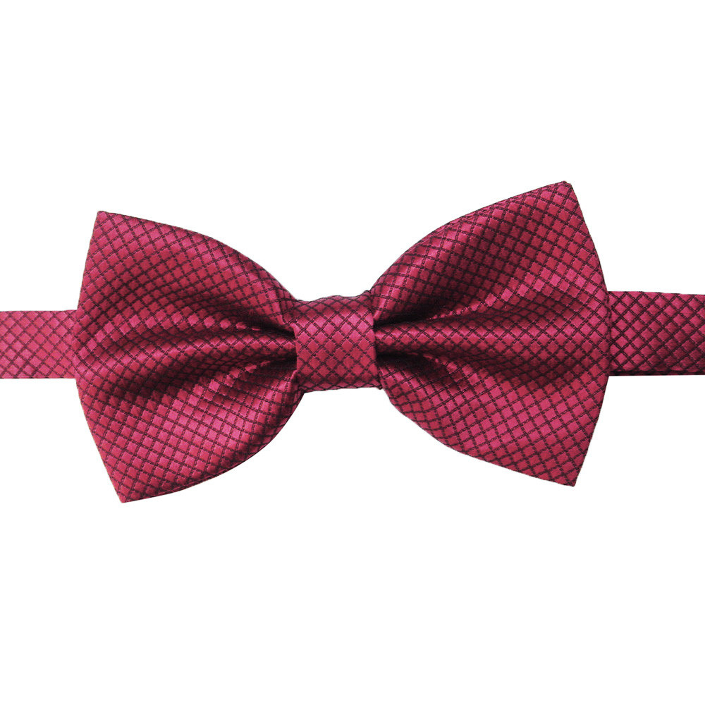 Hot Mens Classic Kid Boys Baby Children Bow Tie Fashion Mint Pets Cravate Plaid Check Tuxedo Party Wedding Butterfly 920