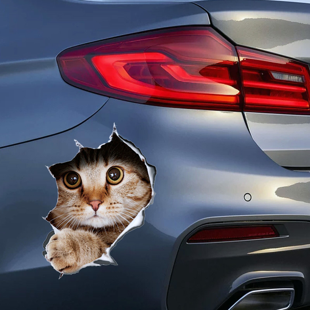 13-18CM-fashion-car-accessories-3D-stereo-anime-funny-creative-personality-kitten-simulation-car-styling-(1)