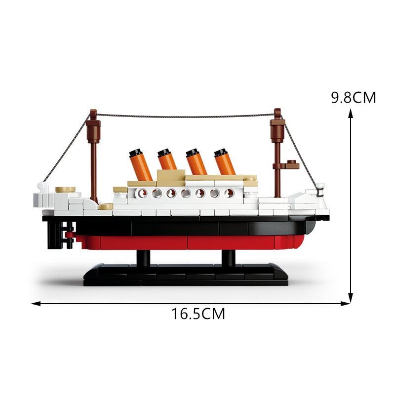 194Pcs-City-RMS-Titanic-Ship-Boat-Model-Building-Blocks-Sets-Figures-DIY-Technic-Bricks-Educational-Toys