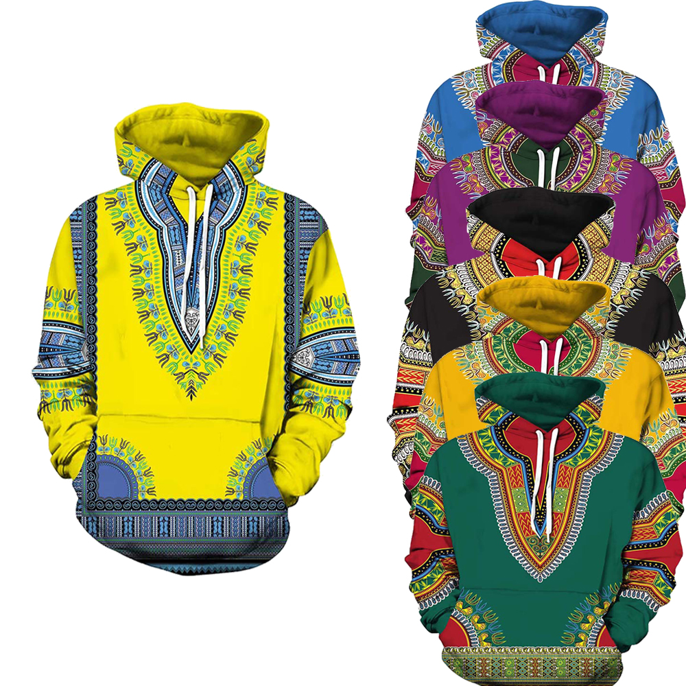 Unisex 3D Novelty Hoodies Moroccan,Diagonal Classic Lines,Sweatshirts for Women Plus Size