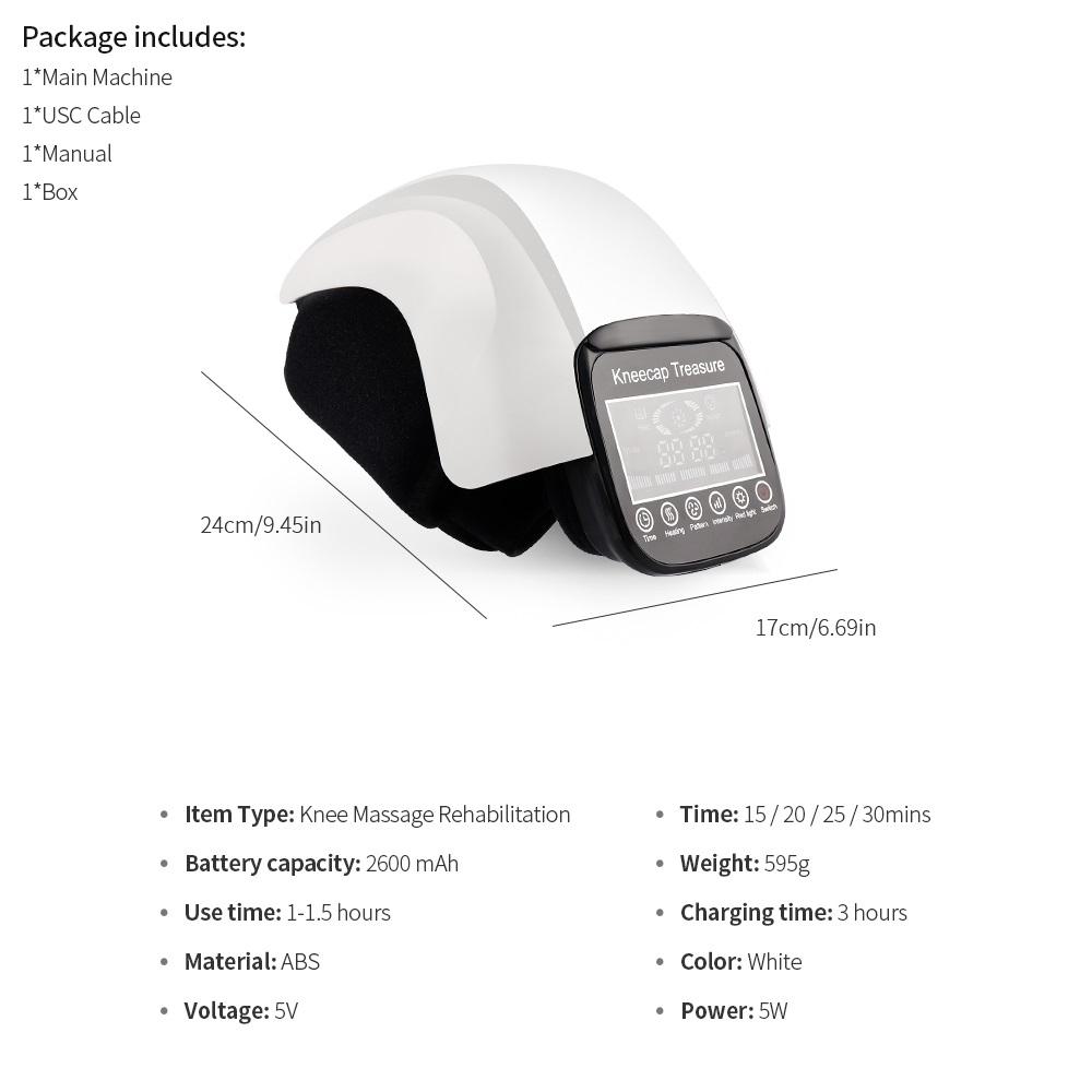 Best Knee Massager Machine with Heat 16