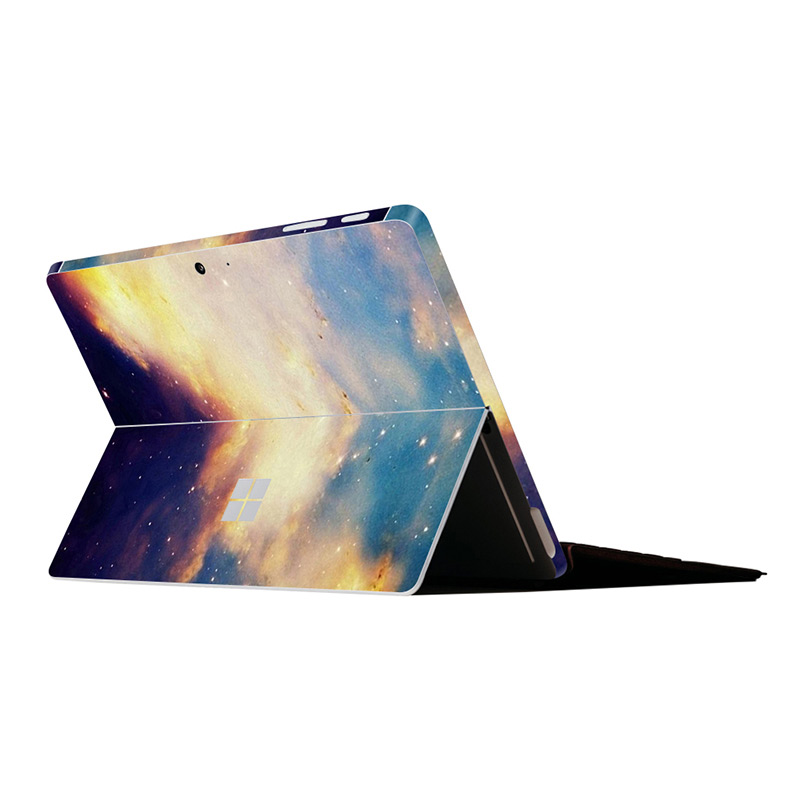 Sticker Go-Skin Vinyl Full-Decal Surface No for Tablet Notebook Go-Back title=