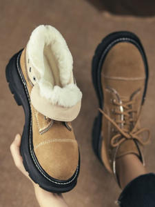 SWinter Shoes Snow-Bo...