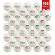 Table-Tennis-Balls Ping-Pong-Balls Huieson Training White 100pcs 40--Mm Abs-50 Three-Star-Level