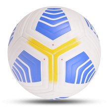 New Size 5 Soccer Ball PU Material Machine-Stitched Balls Goal Team Match Outdoor Sports Football Training futbol futebol