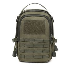 Case Phone-Pouch Tactical-Pouch Molle Military Waist-Bag Pocket Nylon Outdoor-Vest 8''