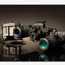 FMA Tactical Hunting Airsoft Dummy NVG AN-PVS31 Model With Light Luminous Model