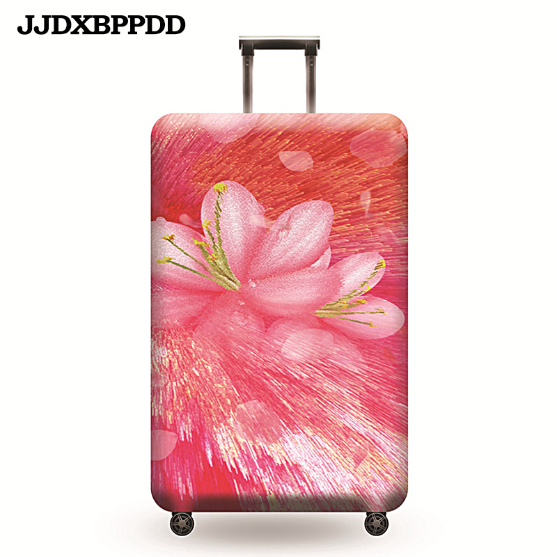 JJDXBPPDD Thicker Blue City Luggage Cover Travel Suitcase Protective Cover for Trunk Case Apply to 19/'/'-32/'/' Suitcase Cover
