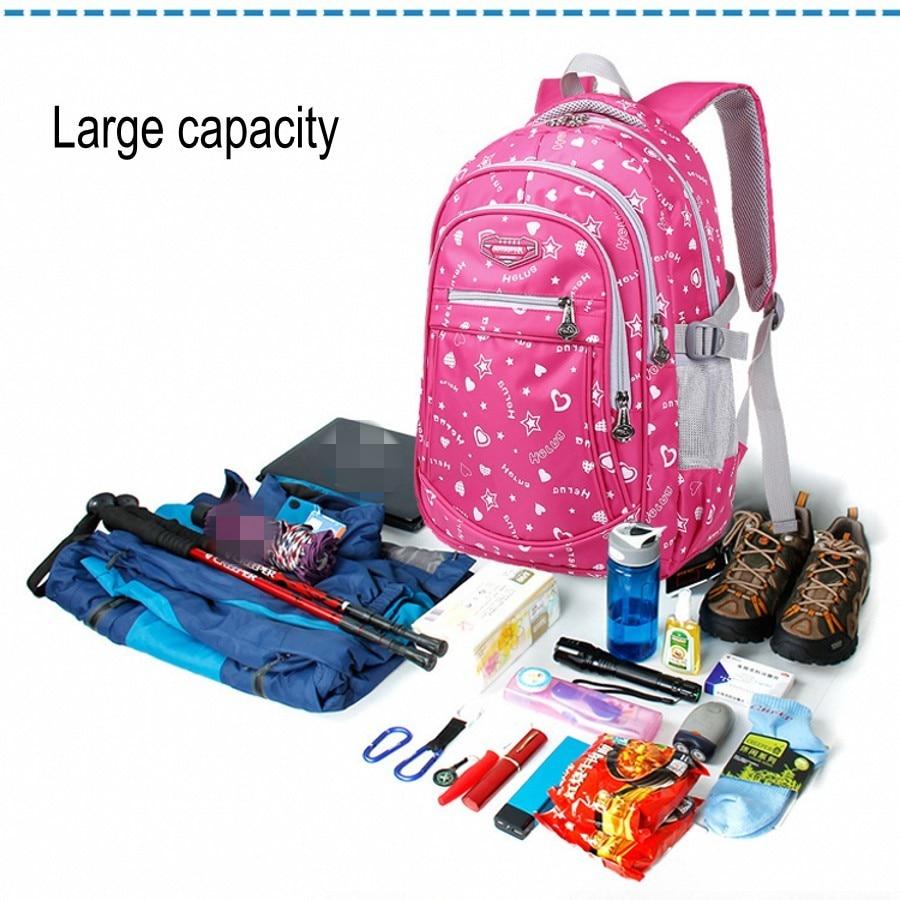 Kids Book Bag Breathable Backpacks Children School Bags Boys Girls Leisure Travel Shoulder Backpack Mochila Escolar Infantil
