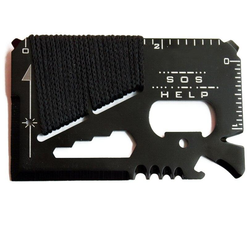 EDC кредитная карта, многофункциональный карманный охотничий нож для активного отдыха, спорта, кемпинга, походов, выживания, спасения, аварийные инструменты MJ