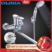 Olinia Mixer Faucet Bath-Tap Shower-Water-Mixer OL8096