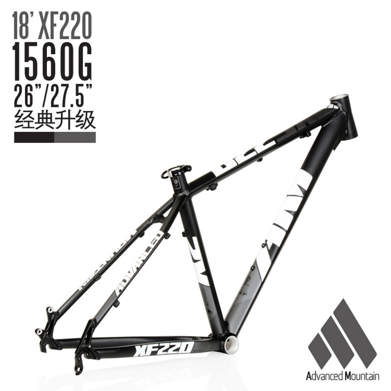 Bicycle-Frame Mountain-Bike Aluminum-Alloy 650B Lightweight 26/27.5er Am-Xf220 16/17/18inch title=