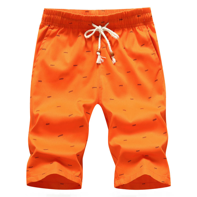 5Colors Men's Shorts Summer Casual Cargo Shorts Cotton Male Beach Short Pants Homme Bermuda Masculina Plus Size 5XL Boardshorts 3