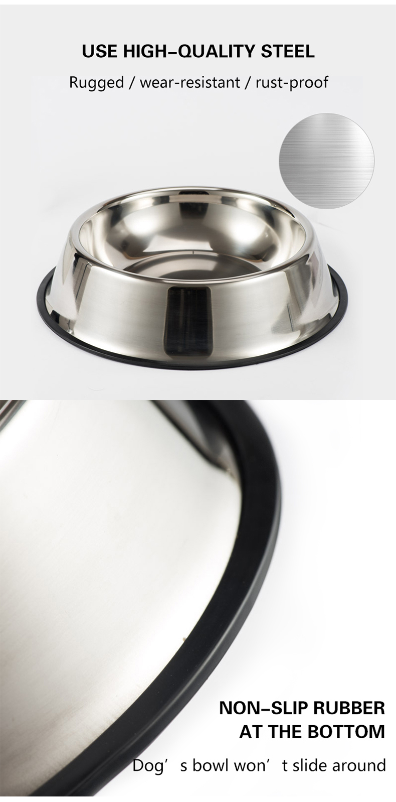 Durable Feeding Bowl Image