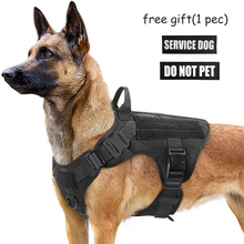 Leash-Set Pet-Harness Dog-Vest Metal-Buckle German Shepherd Dogs-Training Small Large