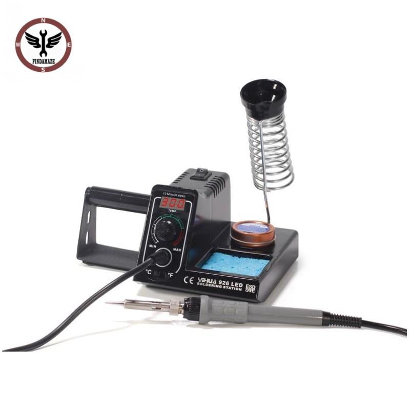 Weller WE1010NA Digital Soldering Station with 5 EXTRA Tips ETA ETB ETC ETD ETS