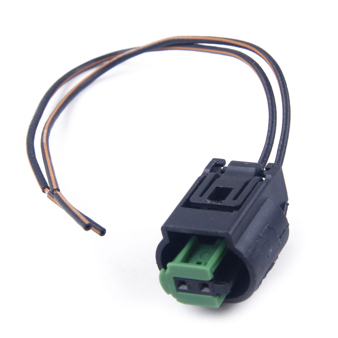 Temp Exterior Ambient Air Temperature Sensor Outside For BMW 65816905133 Black