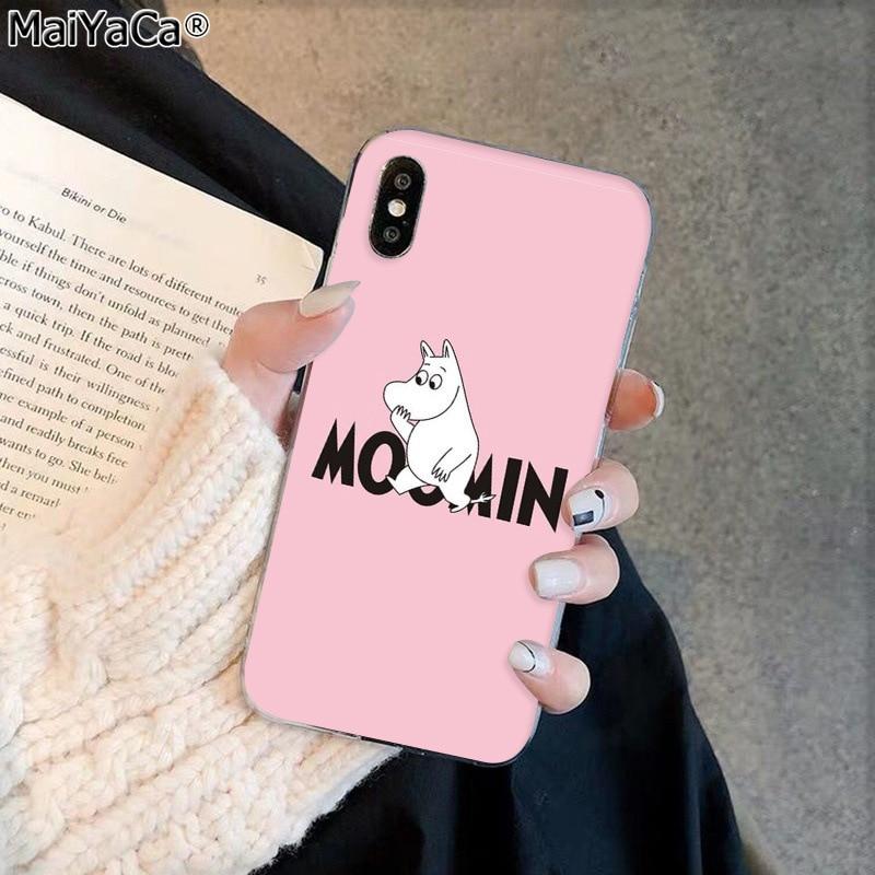 Hippo moomin Cute animal carto