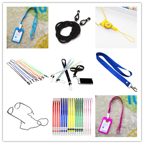 Fresh Leaves Neck Strap Lanyards for keys ID Card Gym Phone Straps USB badge Holder DIY Phone Hang Rope Lanyard for Sunglasses