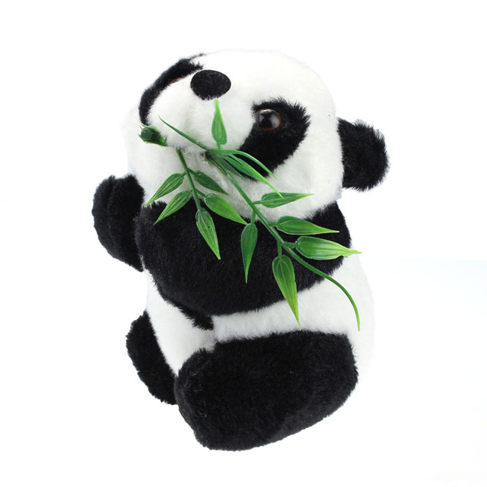 Kids Cute Soft Stuffed little Panda Toy Small Pendant Dolls Plush Toys Gift for Children Stuffed anilmal Doll Kids Toys #A