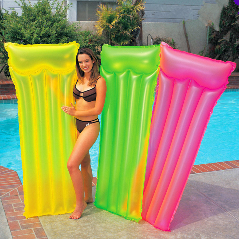 180cm-Adult-Floating-bed-tool-INS-Inflatable-Raft-Bikini-Beach-Swimming-boat-Game-Float-toys-Summer