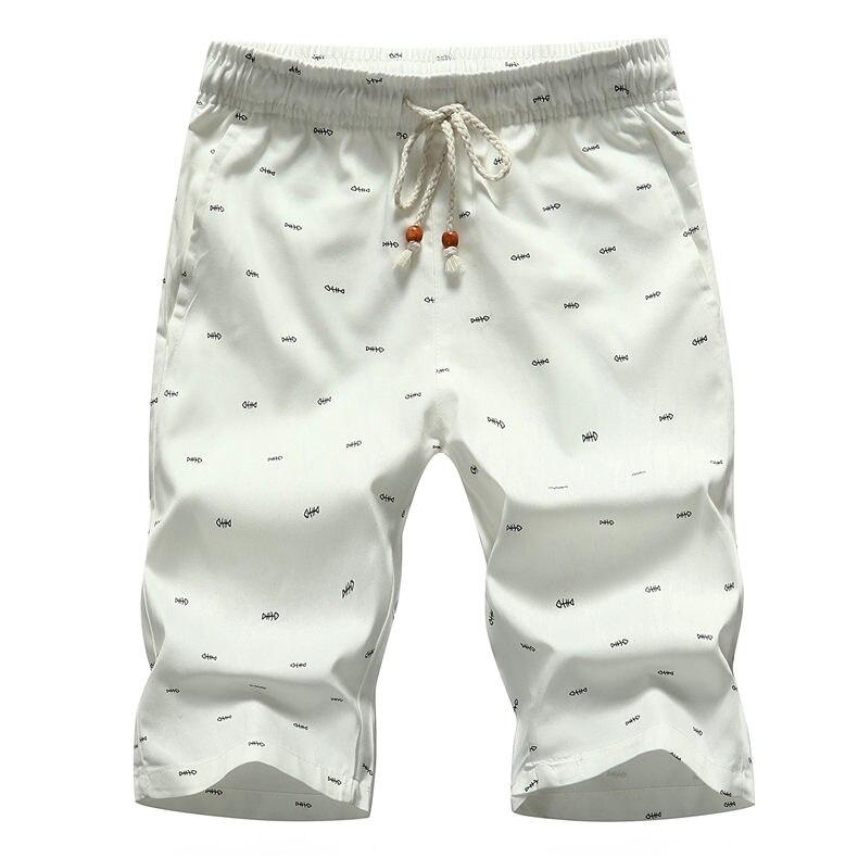 5Colors Men's Shorts Summer Casual Cargo Shorts Cotton Male Beach Short Pants Homme Bermuda Masculina Plus Size 5XL Boardshorts 4