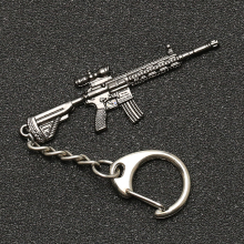 PUBG Keychain Backpack Keyring-Key Flare-Gun Army-Jewelry VSS AWM Kar98k M416 Wholesale