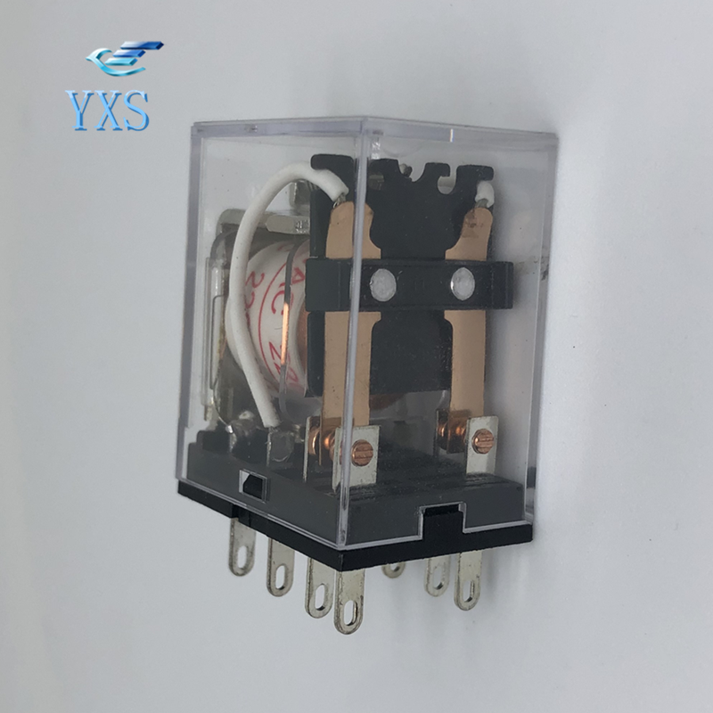 MY2N-J AC Coil Dpdt HH52P Electromagnetic Relay 24V JZX-22F2Z 8Pin