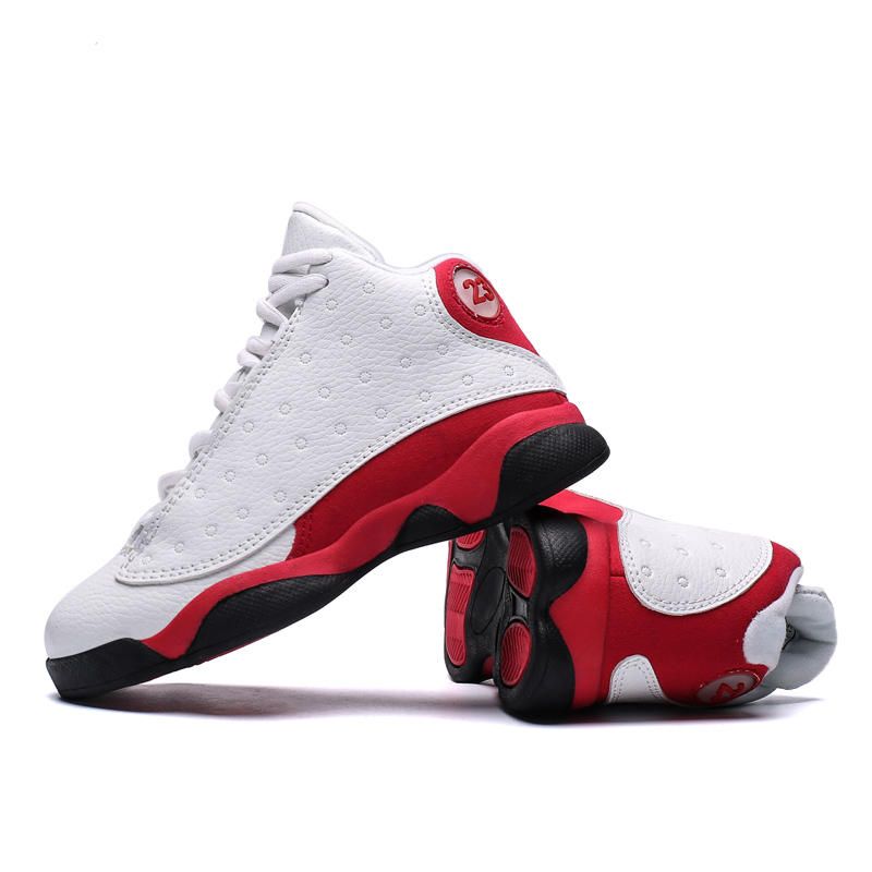 Basketball-Shoes Non-Slip New Boy Zapatillas Shockproof Help Breathable Hombre High-To title=