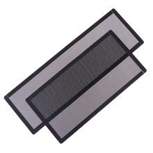 Hot sale PC Case Cooling Fan Magnetic Dust Filter Mesh Net Cover Computer Guard