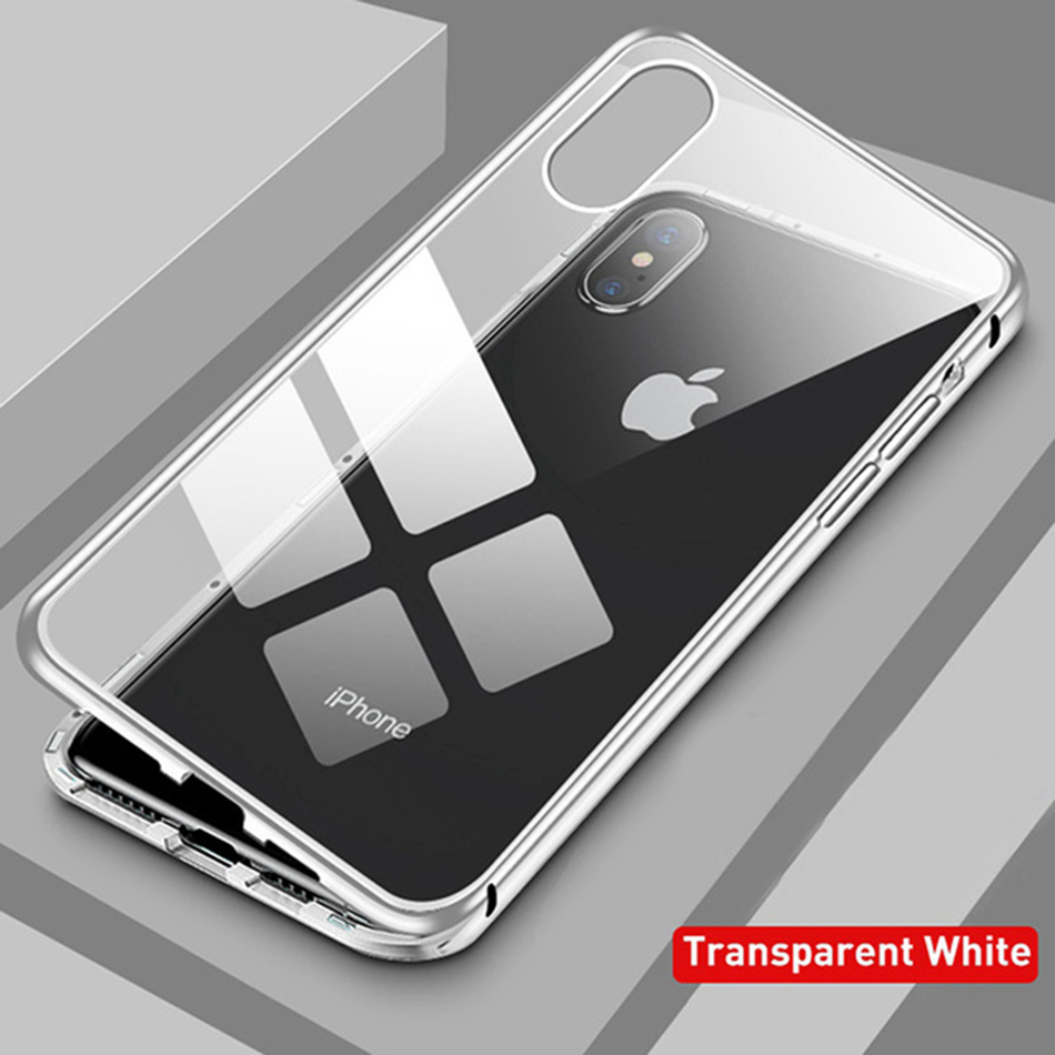 transparent white