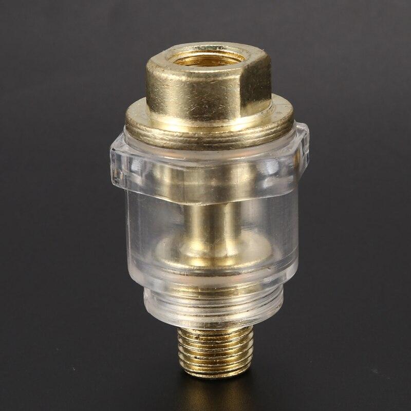 Tucson Aceite lubricante de aire comprimido de 6 mm aceite de niebla de aire comprimido 1//4