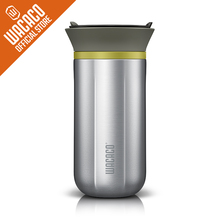 Coffee-Pot Stainless-Steel Cuppamoka WACACO Portable PAPER-FILTER Pour with 10-Cone