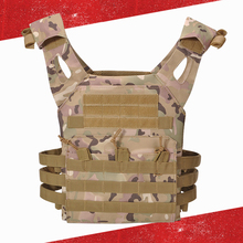 Tactical Vest For Airsoft Military Molle Combat Assault Plate Carrier Tactical Vest CS Outdoor Clothing Hunting Fishing Vest