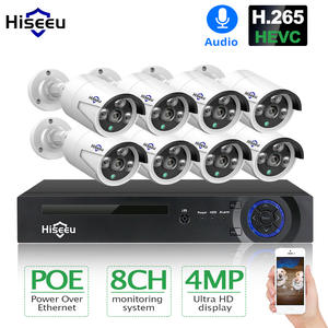Hiseeu System-Kit Ip...