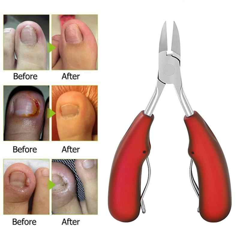 """Trimmer Heavy duty 5/"""" Clipper Hand or Toe Nail Cutter"""